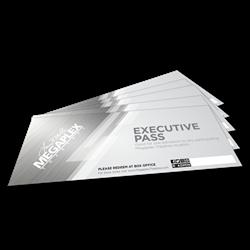 VIP Executive Passes (Min 6)